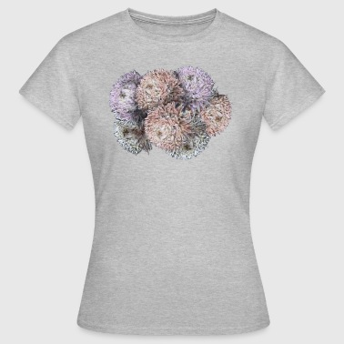 Asters - Dame-T-shirt
