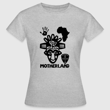 motherland blak - Women's T-Shirt