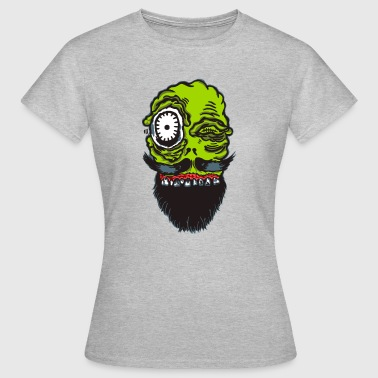 Weird Beard - Dame-T-shirt