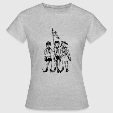 young pioneers - Women's T-Shirt