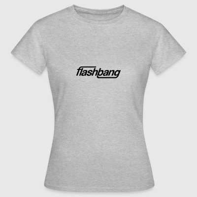 Flash Bang Single - 50kr Donation - Dame-T-shirt