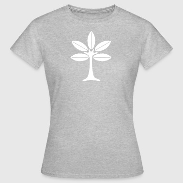 Tree of Life - Dame-T-shirt
