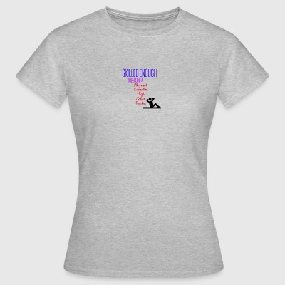 Physical education high school teacher - Women's T-Shirt