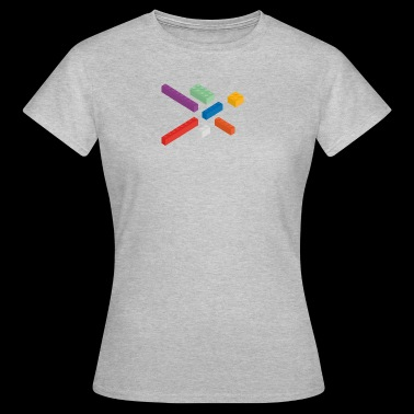 Abstract brick - Women's T-Shirt
