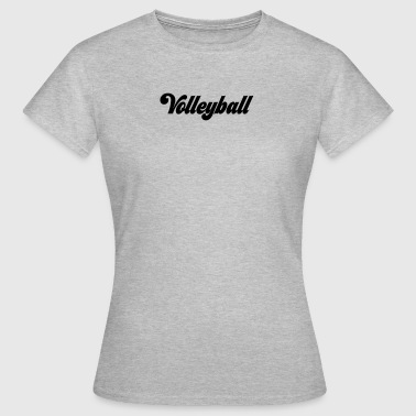 volleyball - Women's T-Shirt