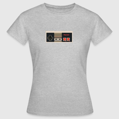 Retro Gamer - Frauen T-Shirt