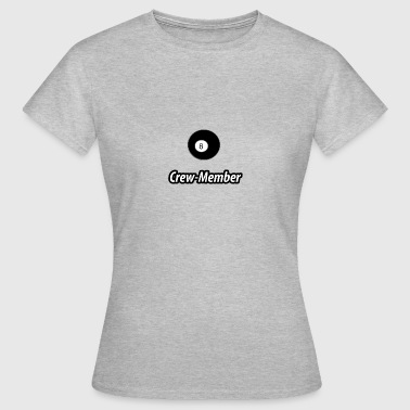 crewmember - Frauen T-Shirt