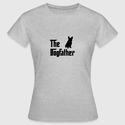 Dogfather Black - Vrouwen T-shirt