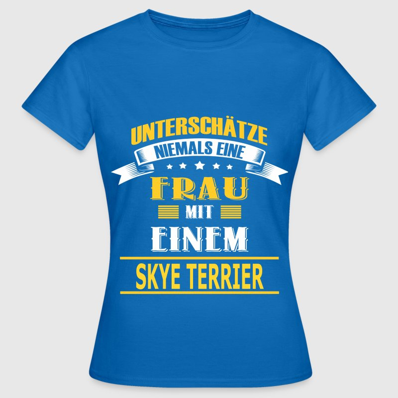 SKYE TERRIER - Frauen T-Shirt