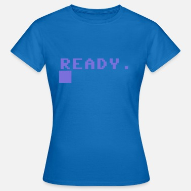Brotkasten Ready (C64) - Frauen T-Shirt