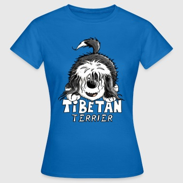 Sweet Tibetan Terrier - Women's T-Shirt
