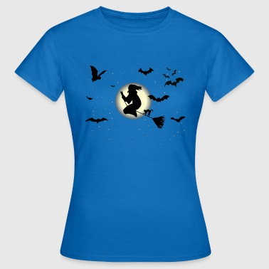 Witching hour - Vrouwen T-shirt