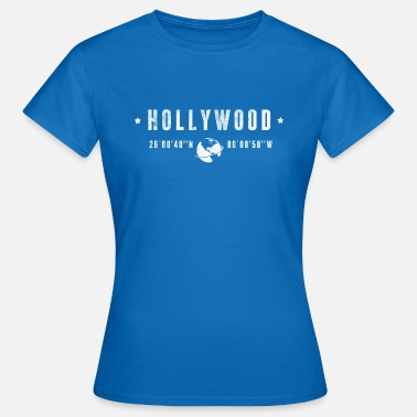 Hollywood Hollywood  - Camiseta mujer