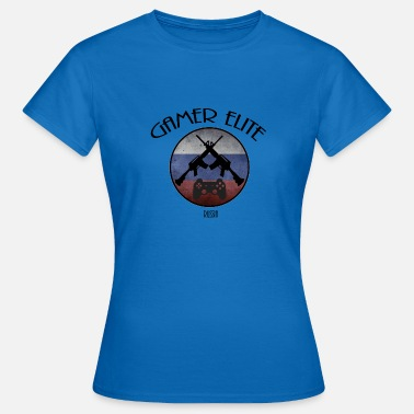 Gamers Gamer - Women's T-Shirt