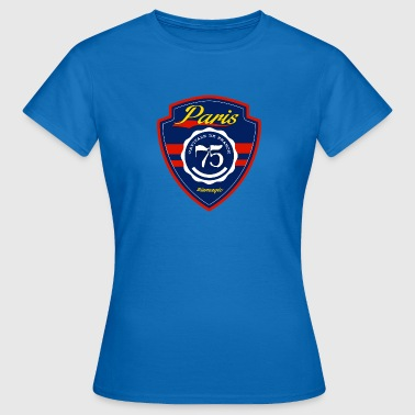 Paris supporter - T-shirt Femme
