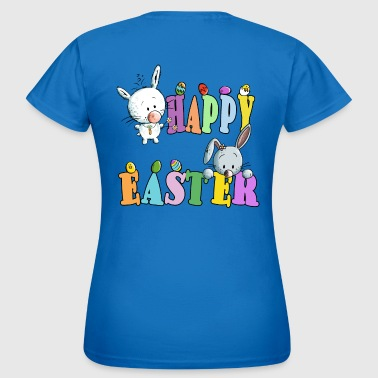 Happy Easter  - Frauen T-Shirt