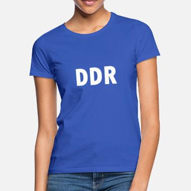 Gdr GDR - Women's T-Shirt