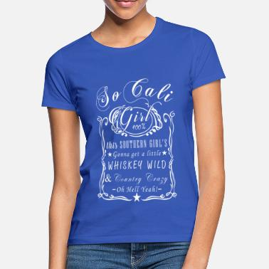 Southern Southern girls are the Außnahme a rule - Women's T-Shirt