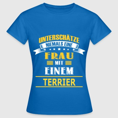 TERRIER - Frauen T-Shirt