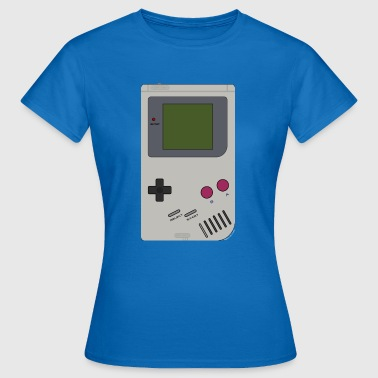 Game Boy Batteries not included! - Frauen T-Shirt