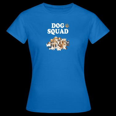 Dog Lovers Dog lovers - Women's T-Shirt
