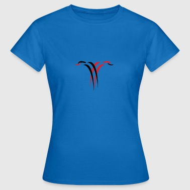 Logo of Albanian 100th anniversary - Women's T-Shirt