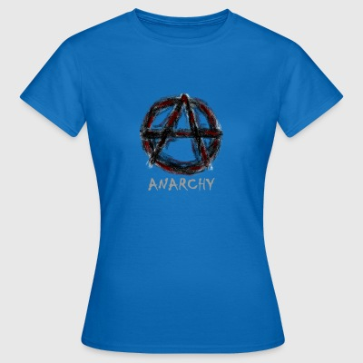 Anarchy - Camiseta mujer