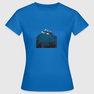 deep Blue - Women's T-Shirt