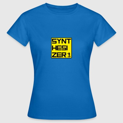 SYNTH 1 - Dame-T-shirt