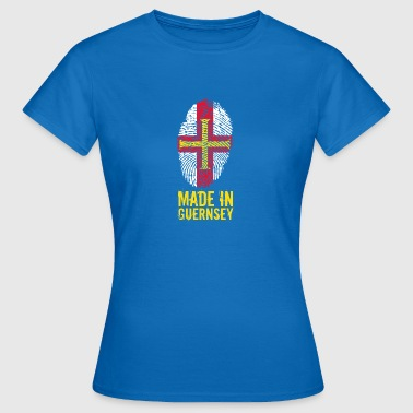 Made In Guernsey / Guernsey - Women's T-Shirt