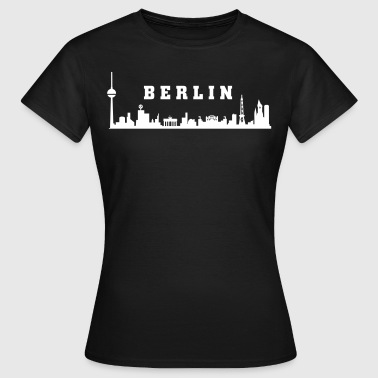 BERLIN SKYLINE - Frauen T-Shirt