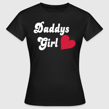 Daddys Girl / Nana - Frauen T-Shirt