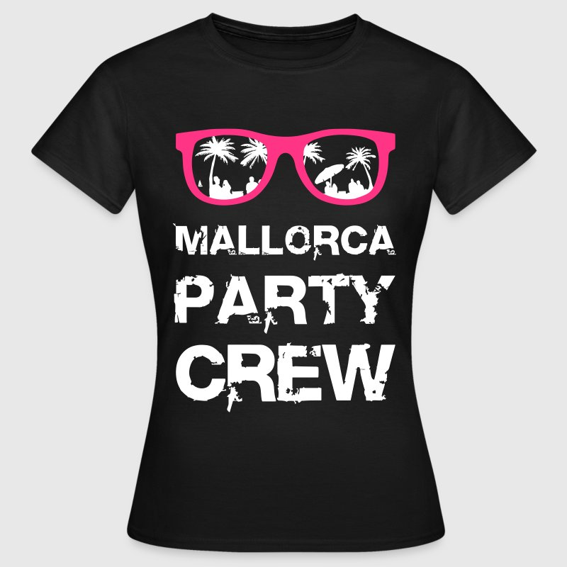 Mallorca Party Crew - Frauen T-Shirt