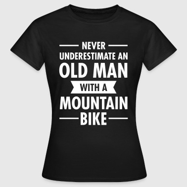 Old Man - Mountain Bike - Camiseta mujer