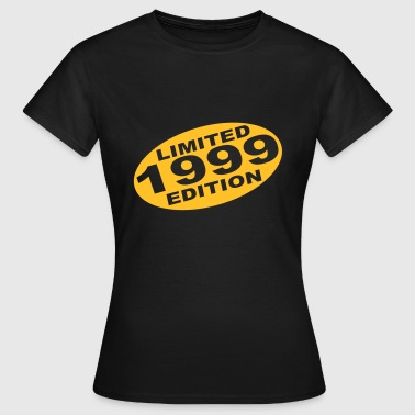 año 1999 limited edition - Camiseta mujer