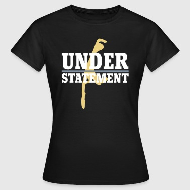 Understatement Sylt | Insel | Island - Women's T-Shirt