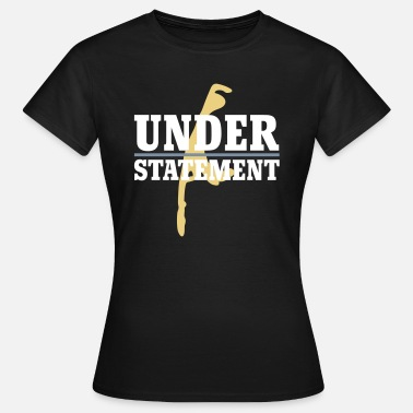 Understatement Understatement Sylt | Insel | Island - Women's T-Shirt