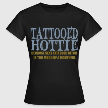 TATTOOED - Women's T-Shirt