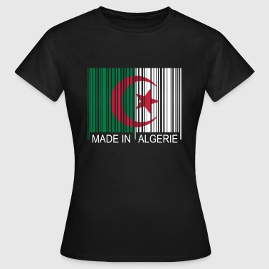 Code barre Made in ALGERIE - Women's T-Shirt
