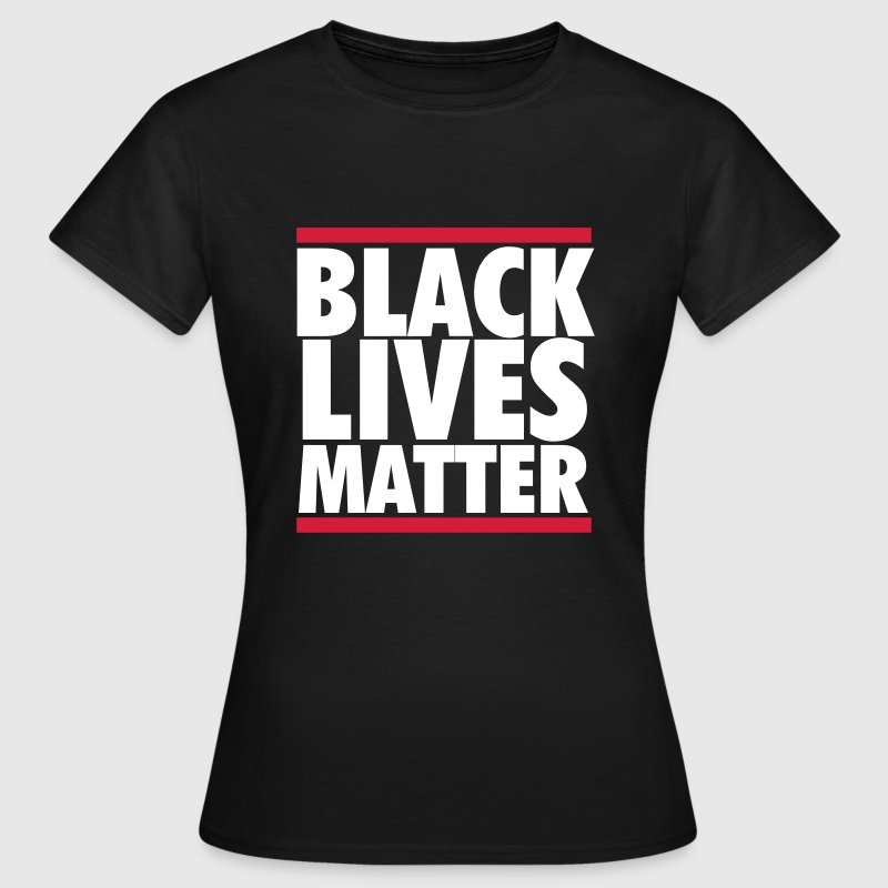 Black Lives Matter - T-shirt dam