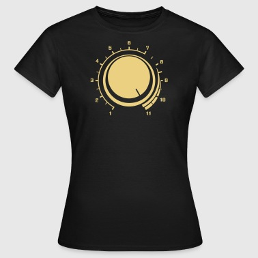 Volume Up - Women's T-Shirt