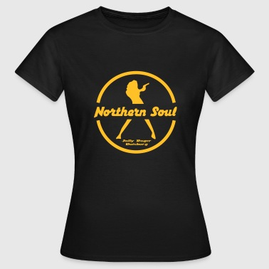 Northern Soul - Frauen T-Shirt