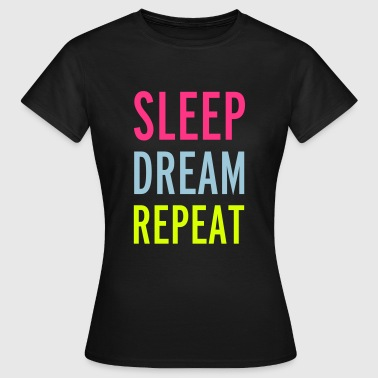 Sleep - Women's T-Shirt