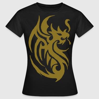 T Shirts Dragon Tribal Fantasy A Commander En Ligne Spreadshirt