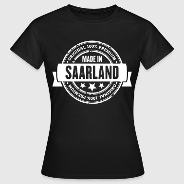 Made in Saarland - Frauen T-Shirt