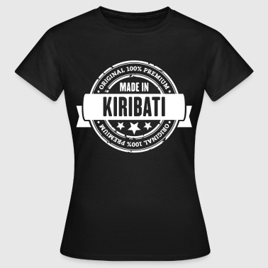 Made in Kiribati - Frauen T-Shirt