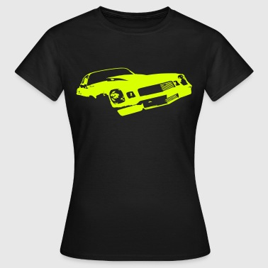 Chevy Muscle - Camiseta mujer