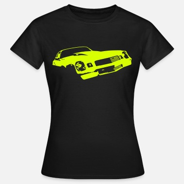 Chevy Chevy Muscle - Dame-T-shirt