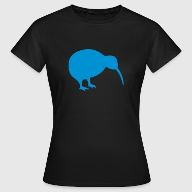 New Zealand - Kiwi - Frauen T-Shirt