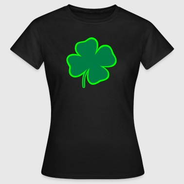 shamrock - Frauen T-Shirt